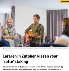 Krantstaking